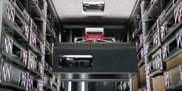 Mercedes-Benz vision van drone