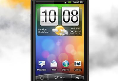 HTC Desire HD vs. iPhone 4