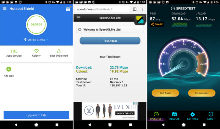 android vpn hotspot shield