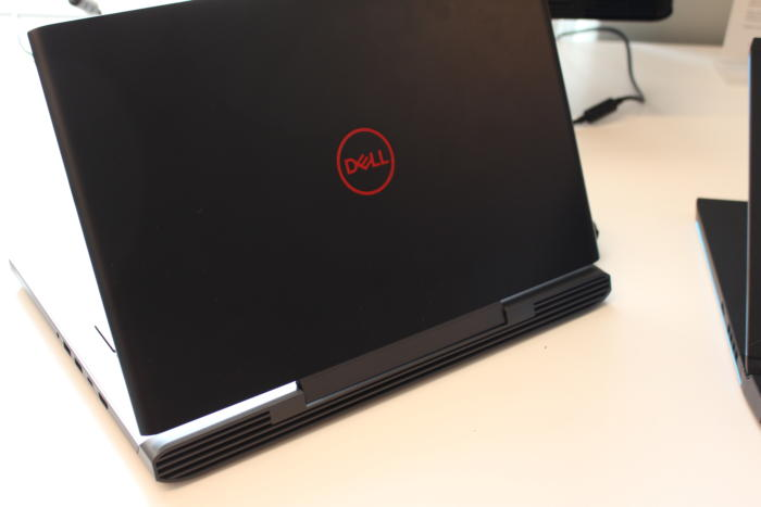 dell g5 15 lid matte black