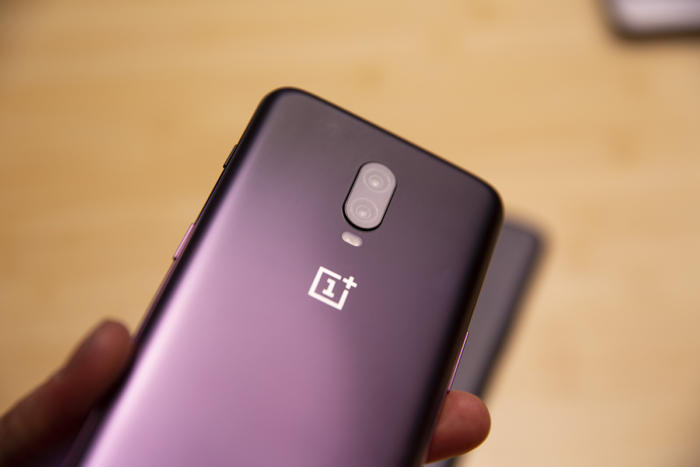 oneplus 6t purple