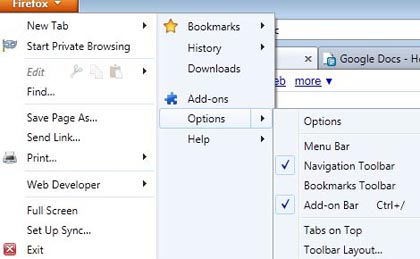how to bring endnote to mozilla firefox