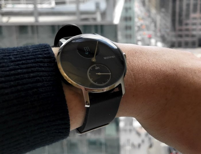 withings steel hr primary