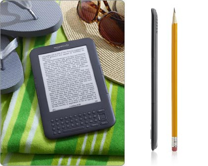 nookcolor vs kindle 3