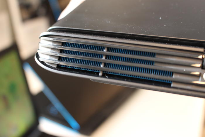 dell g7 15 rear grille
