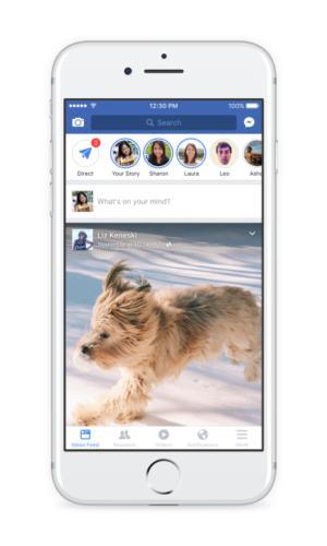Facebook direct