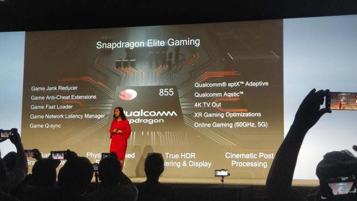 Snapdragon Tech Summit Snapdragon 855