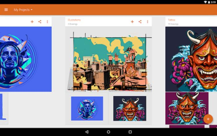 android apps chromebook adobe illustrator
