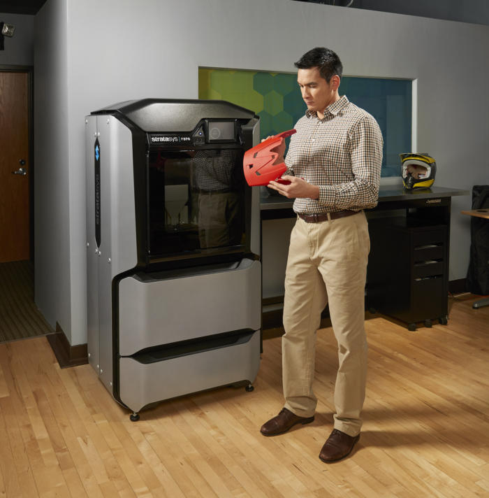 stratasys introduces fdm f123 series 3d printer