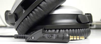 Bose QuietComfort 15 active noisecancelling headphones