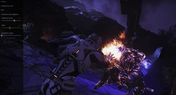 Mass Effect Andromeda Nvidia Ansel