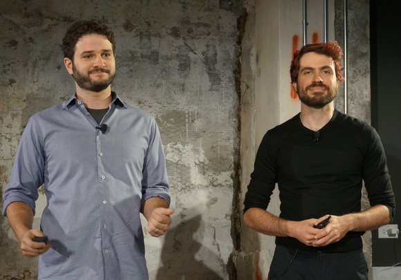 Dustin Moskovitz and Justin Rosenstein