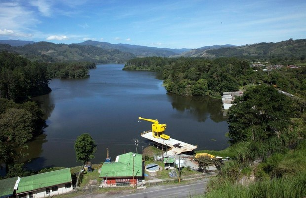 Costa Rica hydroelectric renewable energy