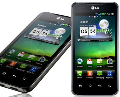 LG Optimus 2X vs Apple iPhone 4: Smartphone showdown