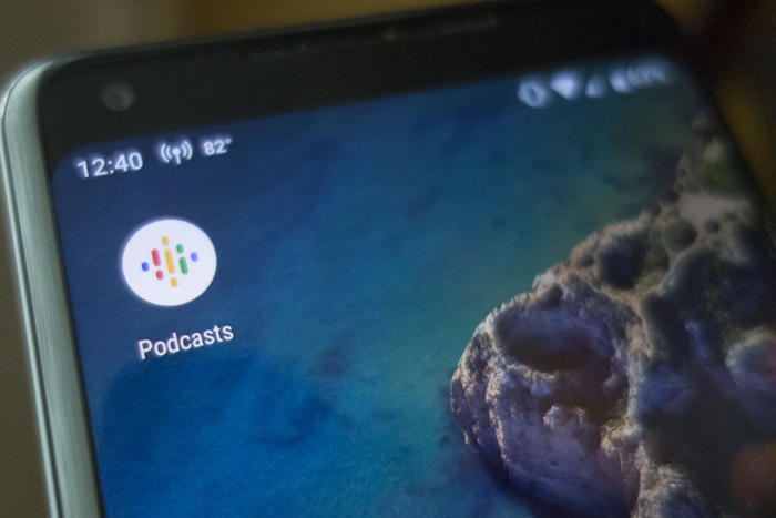 google podcasts icon