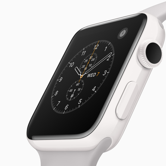 apple watch2 ceramic