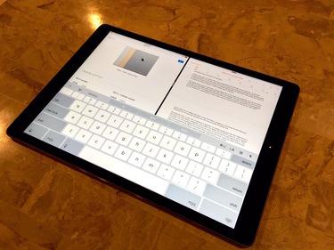Virtual keyboard and Split Screen