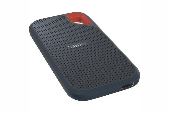 extreme portable ssd flat hr