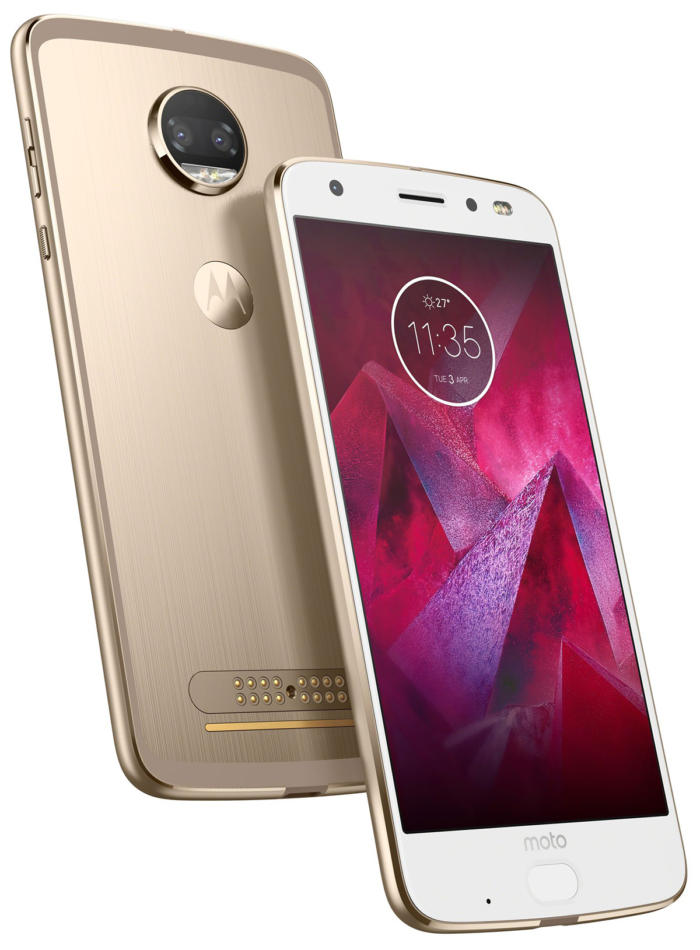 moto z2 force gold
