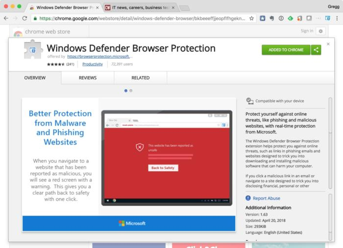 wdbp for Chrome