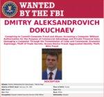 Dokuchayev Wanted Poster