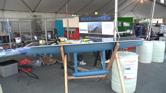 Seacharger Maker Faire