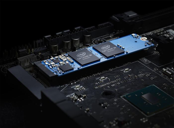 intel optane memory 2