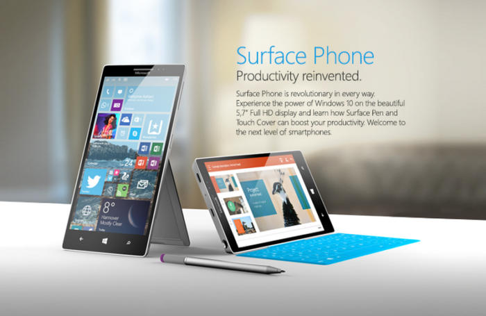 surface phone 1 new