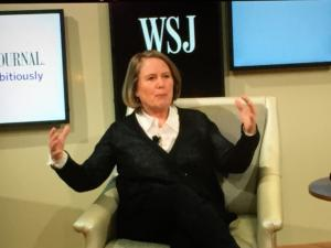 Diane Greene, senior vice president of Google Cloud,