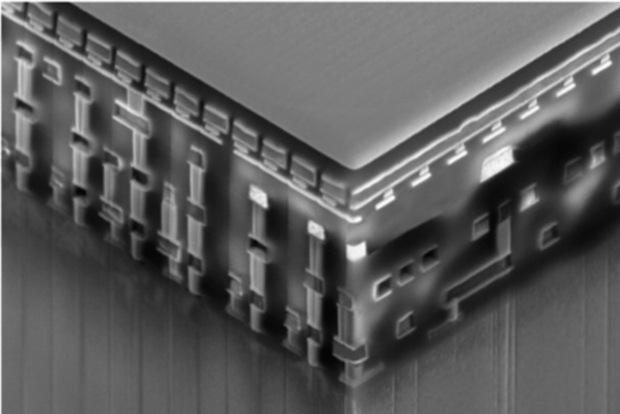 crossbar simple cmos integration resistive memory