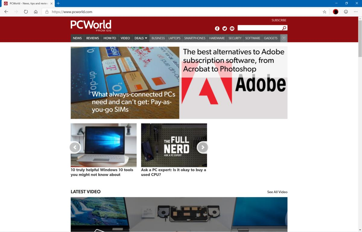 microsoft next edge pcworld