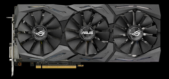 custom asus strix gtx 1080