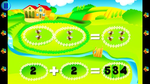 Wee Kids Math app iPhone iPad