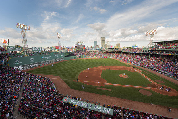 boston red sox fenway park