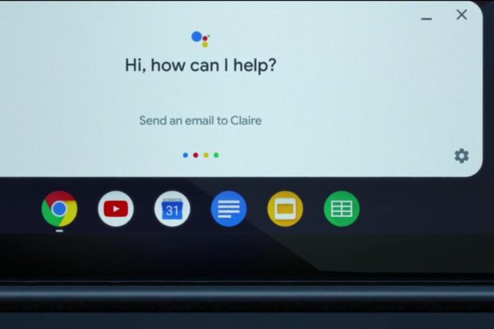 google pixel slate google assistant2