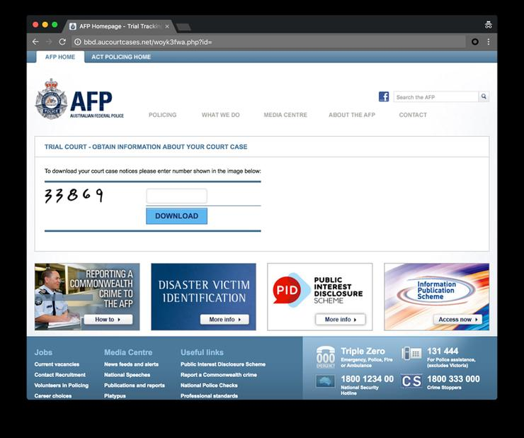 AFP, Australia Post targeted by crypto-ransomware - CIO