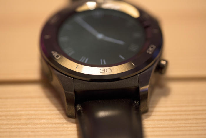 huawei watch2 bezel