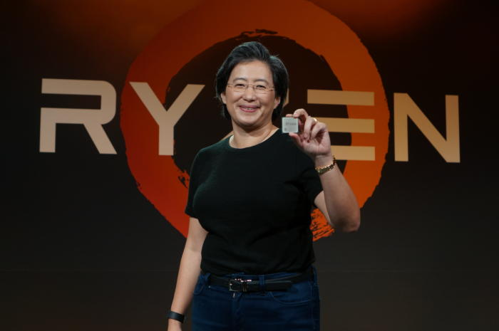 Lisa Su AMD Ryzen
