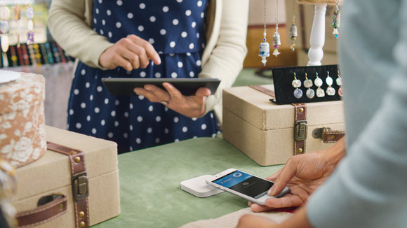 square reader transaction