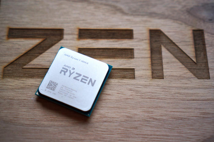 amd is ryzen
