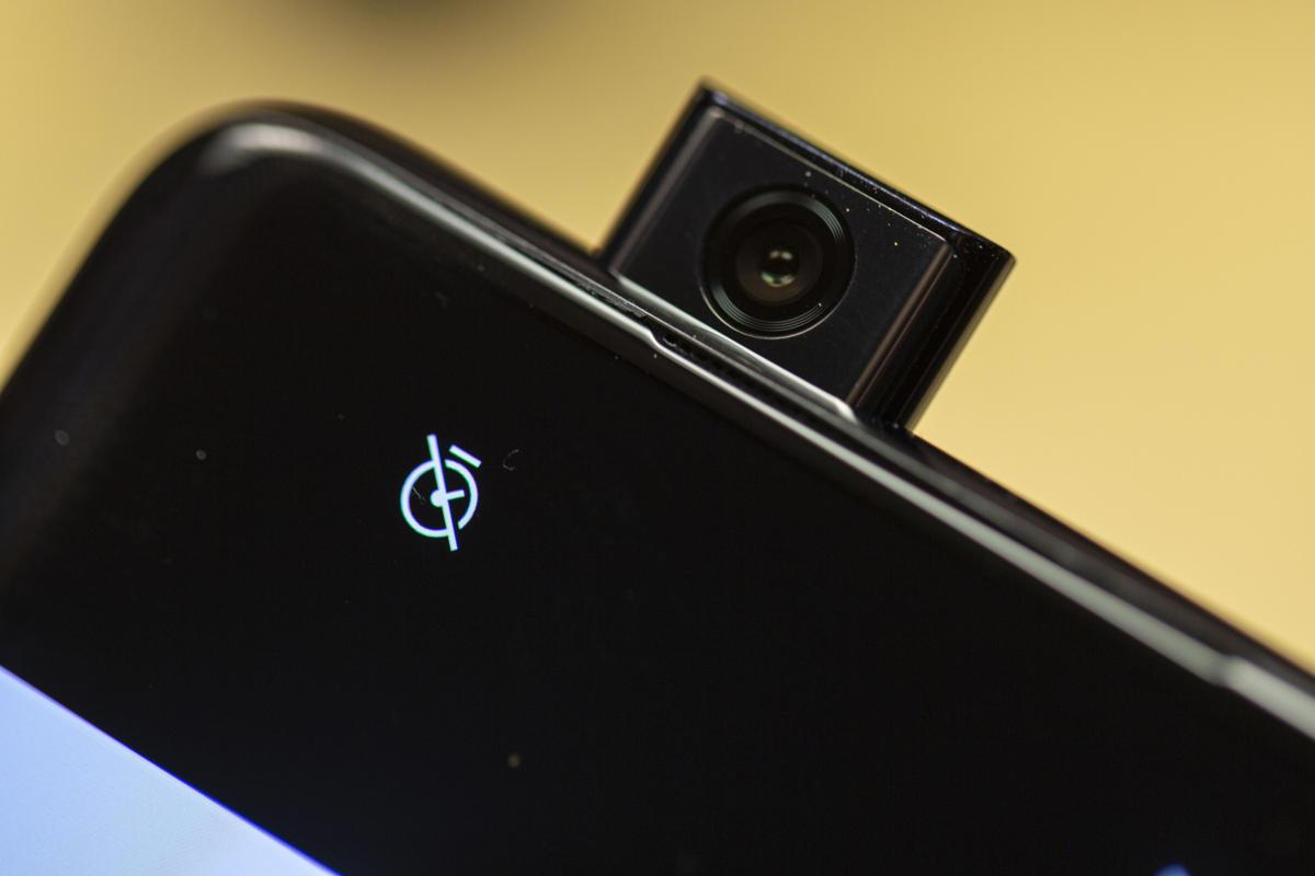 oneplus 7 pro pop up cam
