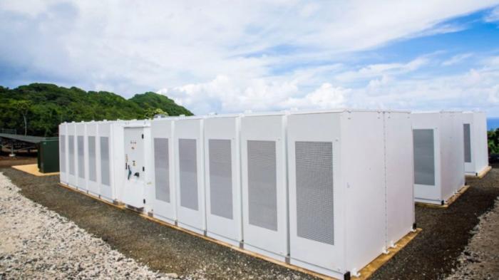 Tesla SolarCity Ta'u Powerpack