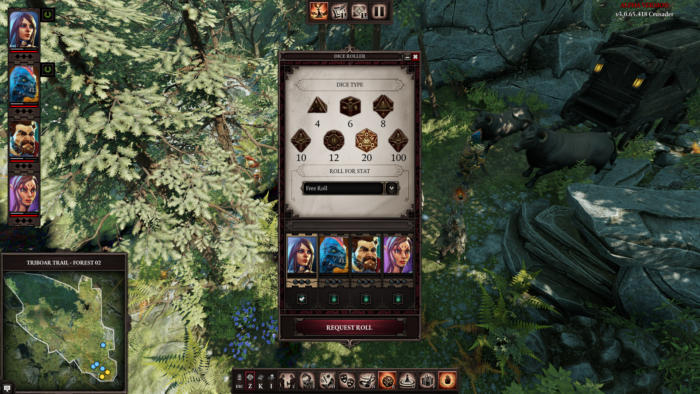 Divinity: Original Sin II - GM Mode