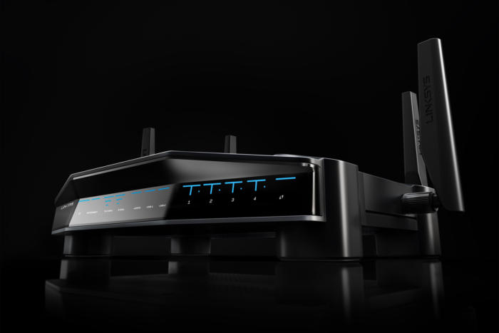 Linksys WRT32X Wi-Fi gaming router