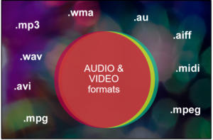 1 audio video file formatsnl