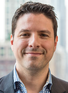 Greg Meyers, corporate vice president and CIO, Motorola Solutions