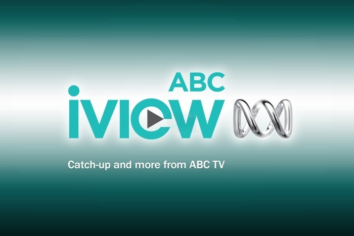 ABC iView on iPad