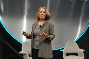 diane greene google horizon 2016