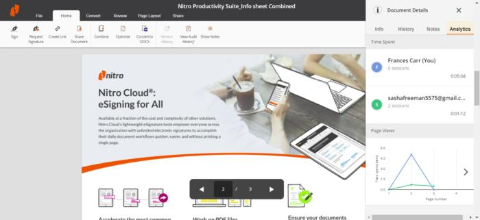 NItro Pro 12 review: A better document workflow - Good Gear