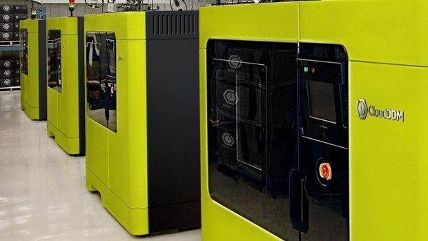cloudddm factory 3D printing